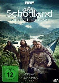 Schottland - Krieg Der Clans - Oliver,Neil (Presenter)