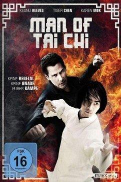 Man of Tai Chi - Reeves,Keanu/Chen,Tiger Hu
