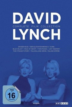 David Lynch Complete Film Collection DVD-Box - Diverse