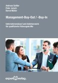 Management-Buy-Out / -Buy-In (eBook, PDF)