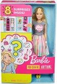 Barbie Überraschungs-Karrieren Puppe (blond)
