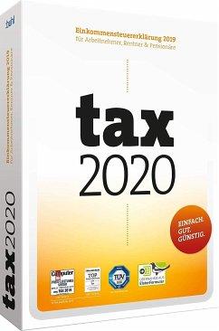 tax 2020 (für Steuerjahr 2019)