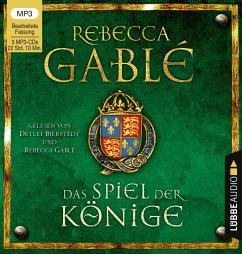 Das Spiel der Könige - Gablé, Rebecca