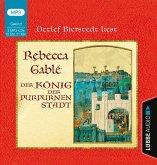 Der König der purpurnen Stadt, 2 MP3-CD