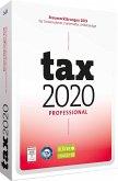 tax 2020 Professional, 1 CD-ROM
