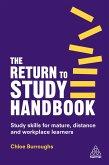 The Return to Study Handbook (eBook, ePUB)