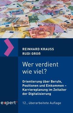 Wer verdient wie viel? (eBook, PDF) - Krauss, Reinhard; Groß, Rudi