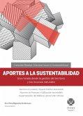Aportes a la sustentabilidad (eBook, PDF)