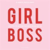 Girl Boss 2020 Square Wall Calendar