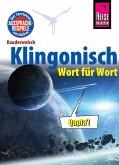 Klingonisch - Wort für Wort (eBook, PDF)