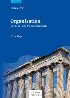 Organisation (eBook, PDF) - Vahs, Dietmar