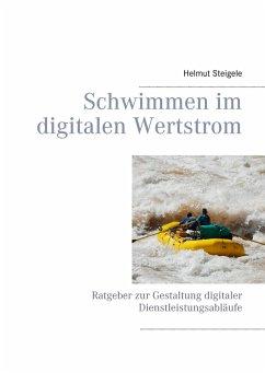 Schwimmen im digitalen Wertstrom (eBook, ePUB)