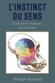 Linstinct du Sens (eBook, ePUB)