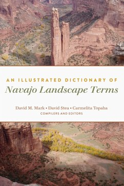 An Illustrated Dictionary of Navajo Landscape Terms (eBook, ePUB)