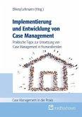 Implementierung und Entwicklung von Case Management (eBook, ePUB)