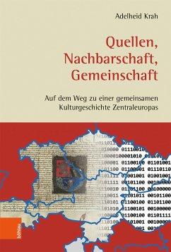 Quellen, Nachbarschaft, Gemeinschaft (eBook, PDF)