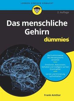 Das menschliche Gehirn für Dummies (eBook, ePUB) - Amthor, Frank