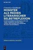 Monster als Medien literarischer Selbstreflexion (eBook, ePUB)