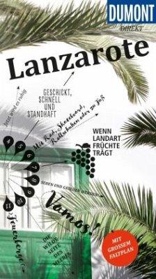 DuMont direkt Reiseführer Lanzarote - Reisenegger, Verónica