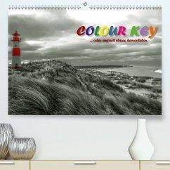 Colour Key ...oder einfach etwas hervorgehoben(Premium, hochwertiger DIN A2 Wandkalender 2020, Kunstdruck in Hochglanz)