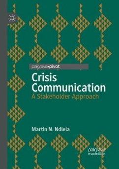 Crisis Communication - Ndlela, Martin N.