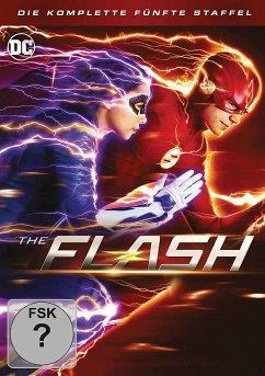 The Flash - Die komplette 5. Staffel DVD-Box - Grant Gustin,Candice Patton,Danielle Panabaker