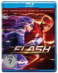 The Flash - Die komplette 5. Staffel BLU-RAY Box - Grant Gustin,Candice Patton,Danielle Panabaker