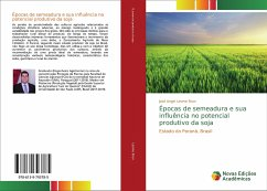 Épocas de semeadura e sua influência no potencial produtivo da soja