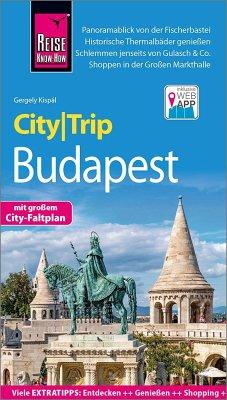 Reise Know-How CityTrip Budapest - Kispál, Gergely