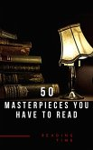 50 Masterpieces you have to read (eBook, ePUB)