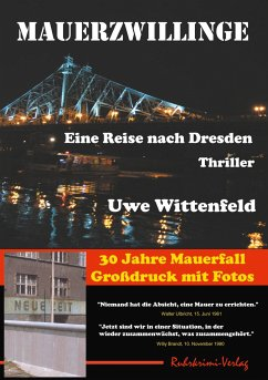 Mauerzwillinge - Wittenfeld, Uwe