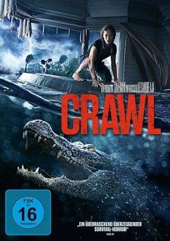 Crawl - Kaya Scodelario,Barry Pepper,Ross Anderson