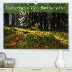 Zauberhafte Waldlandschaften(Premium, hochwertiger DIN A2 Wandkalender 2020, Kunstdruck in Hochglanz)