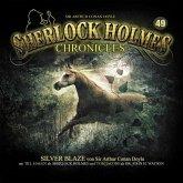 Sherlock Holmes Chronicles, Folge 49: Silver Blaze (MP3-Download)