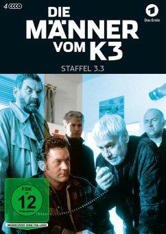 Die Männer vom K3 - Staffel 3.3 DVD-Box