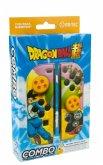 Dragon Ball Switch Hardcover + Grips, Combo-Set für Nintendo Switch