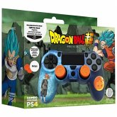 Dragon Ball Super PS4 Hardcover + Grips + LED Sticker, Dragon Ball Super COMBO