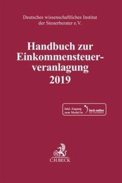 Handbuch zur Einkommensteuerveranlagung 2019