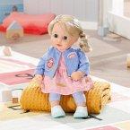 Zapf Creation® 702970 - Baby Annabell Little Sophia, Weichkörperpuppe, 36cm