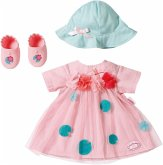 Zapf Creation® 703052 - Baby Annabell Deluxe Sommer Set Puppenkleidung 43 cm