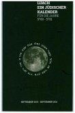 Luach - Ein jüdischer Kalender für die Jahre 5780 - 5781