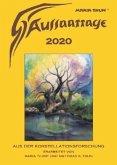 Aussaattage Maria Thun 2020 Großer Kalender