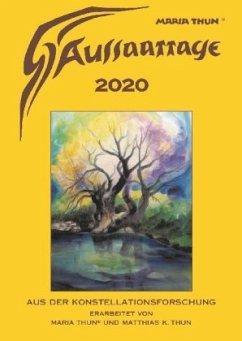 Aussaattage Maria Thun 2020 Großer Kalender - Thun, Maria; Thun, Matthias K
