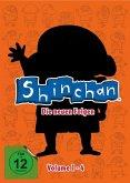 Shin Chan - Die neuen Folgen - Vol. 1-4 DVD-Box
