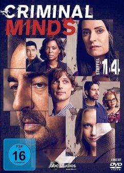 Criminal Minds - Staffel 14 DVD-Box