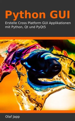 Python GUI (eBook, ePUB) - Japp, Olaf