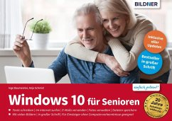 Windows 10 für Senioren (eBook, PDF) - Baumeister, Inge; Schmid, Anja