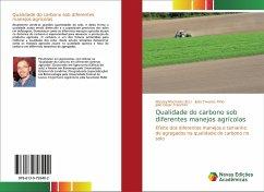 Qualidade do carbono sob diferentes manejos agrícolas