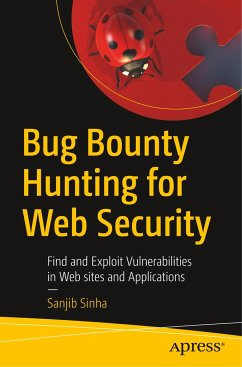 Bug Bounty Hunting for Web Security - Sinha, Sanjib