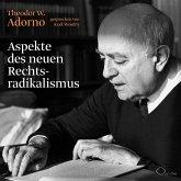 Aspekte des neuen Rechtsradikalismus, 2 Audio-CD